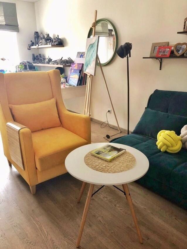 скандинавские кресла